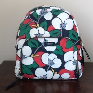 Kate Spade Floral Backpack Brand New!